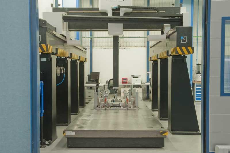 Máquina de medición CNC
