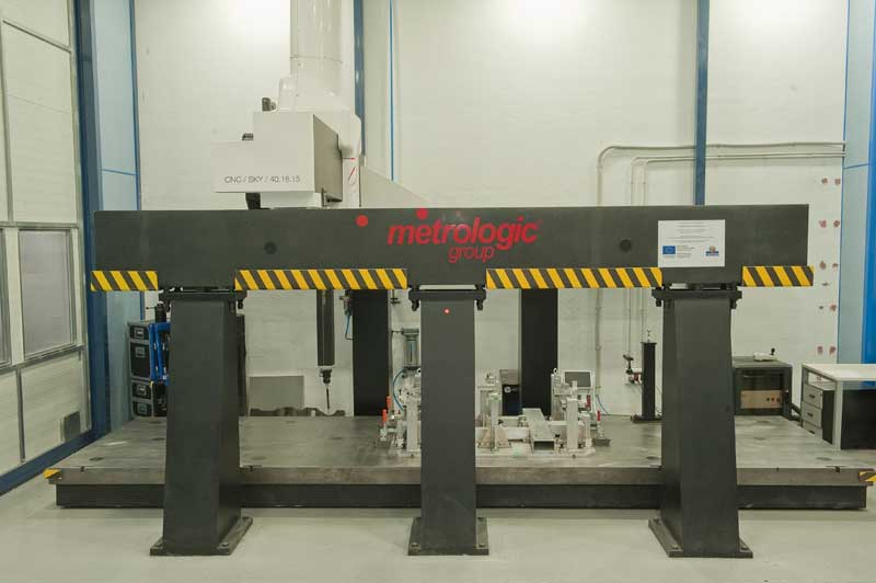 Máquina de medición CNC-2