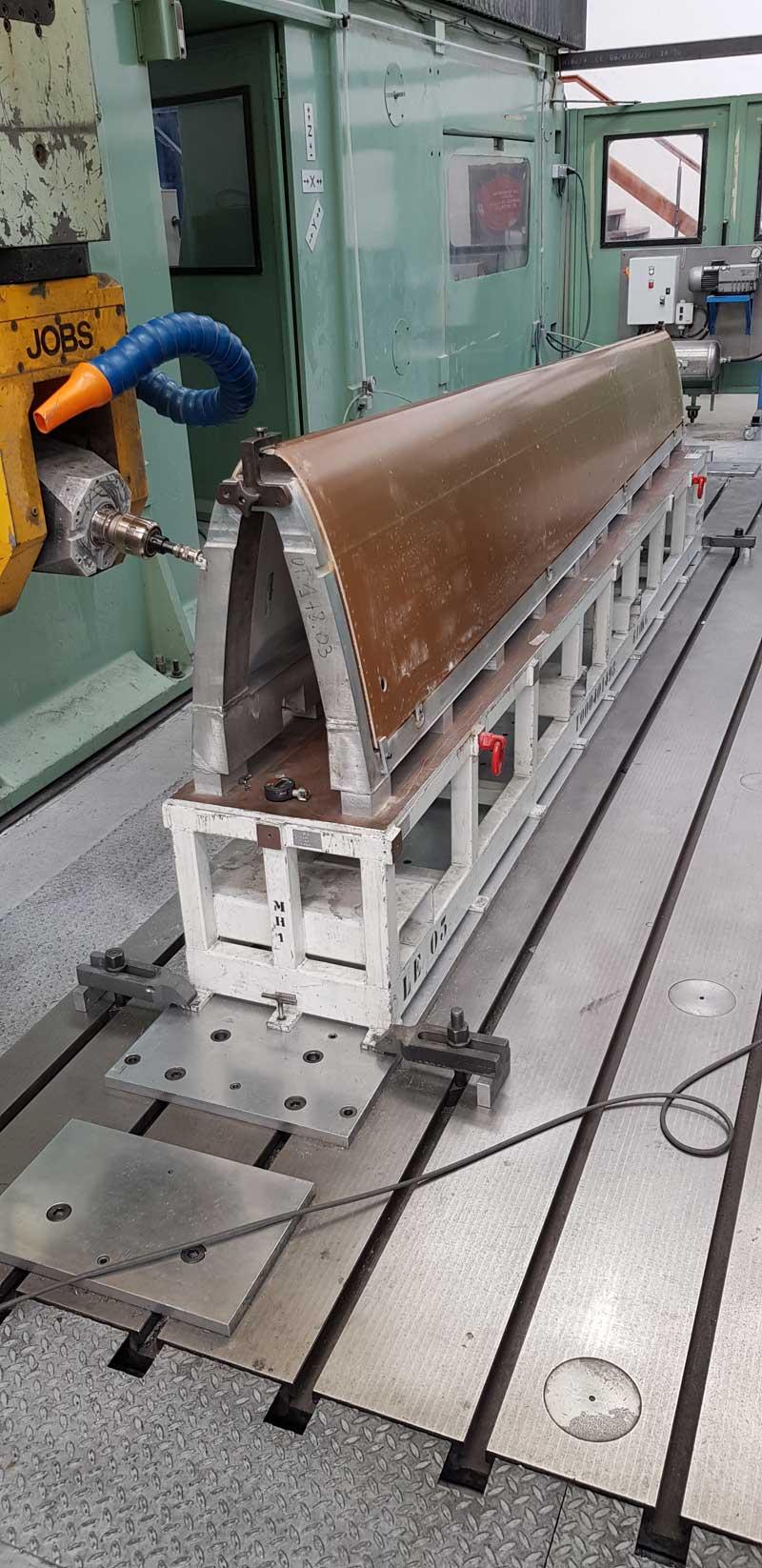 Mecanizado piezas cnc 1